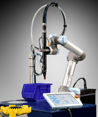 Cobot Screwdriving Cell